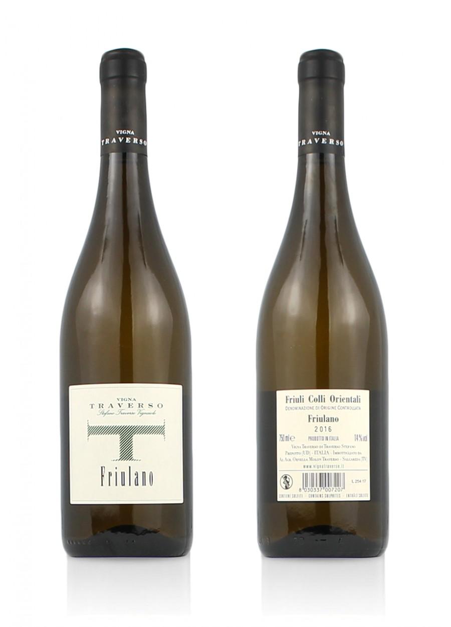 Friuliano Colli Orientali Del Friuli Traverso