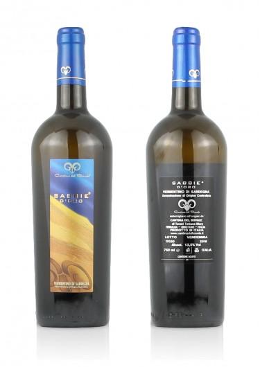 Vermentino di Sardegna DOC Cantina del Bovale