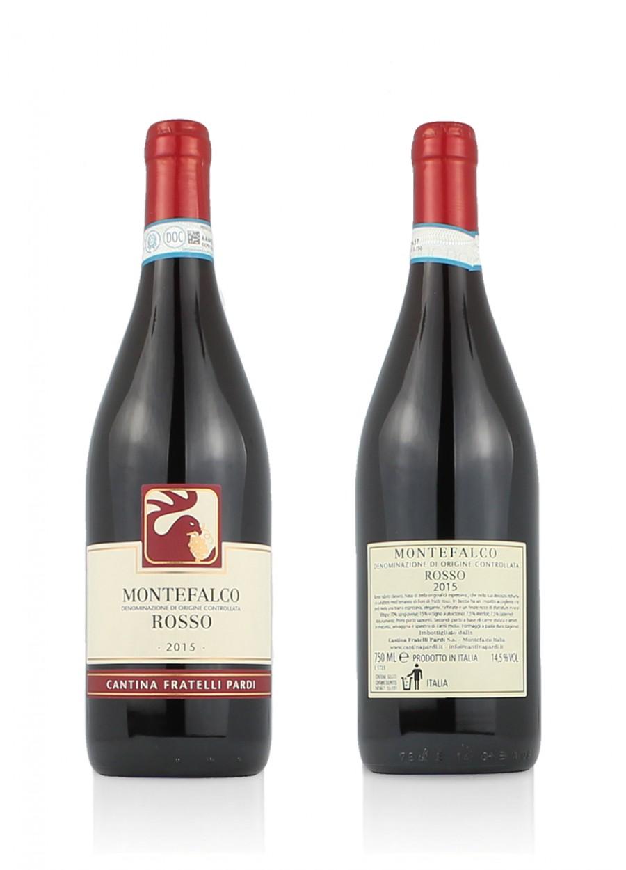 Montefalco Rosso DOC F.lli Pardi
